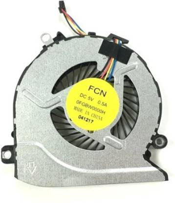 CPU Cooling Fan for HP Pavilion 15-ab088ca 15-ab110nr 15-ab120ca 15-ab120cy 15-ab120nr 15-ab121dx 15-ab124cy 15-ab127ca 15-ab132cy 15-ab137ca 15-ab143cl 15-ab146cy